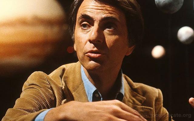 Carl Sagan IQ Skoru