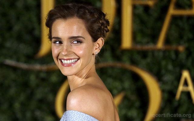 Emma Watson IQ