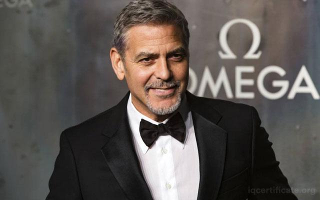 George Clooney IQ Skoru