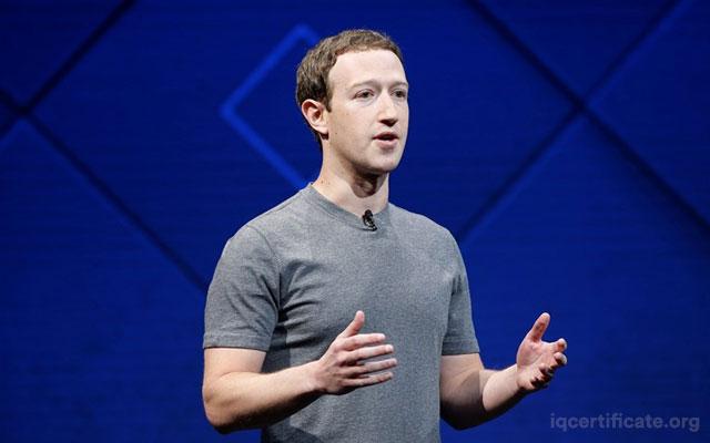 Mark Zuckerberg IQ Skoru