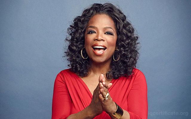 Oprah Winfrey IQ Skoru