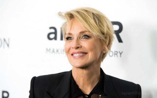 Sharon Stone IQ Skoru