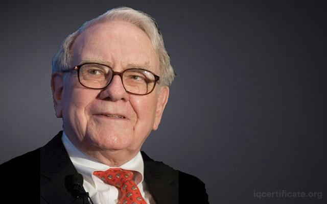 Warren Buffet IQ Skoru